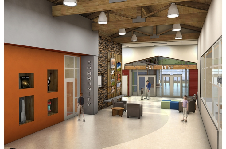 Naches Valley Elementary School | ALSC Architects