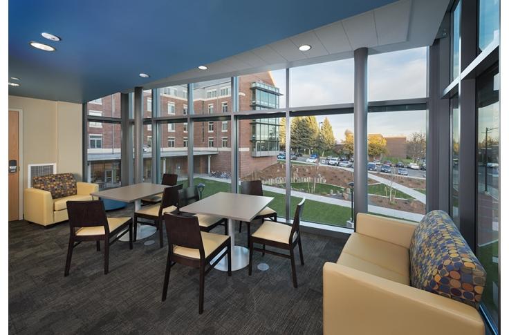 Eastern Washington University Snyamncut Residence Hall