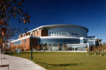 ALSC Architects | Spokane Veterans Memorial Arena, Exterior
