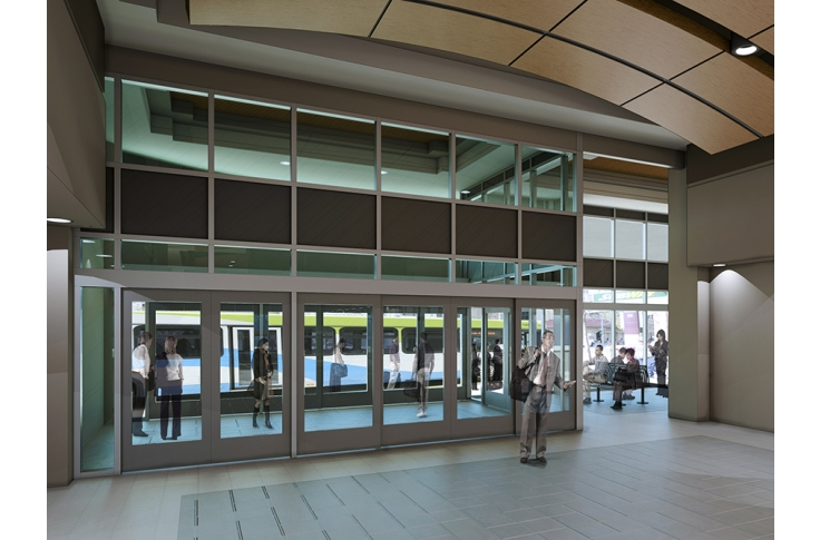 STA Plaza Renovation | ALSC Architects