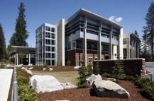 ALSC Architects | Coeur d'Alene Federal Courthouse, Exterior