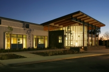 ALSC Architects | William A. Grant Water & Environmental Center - Phase 1, Entry