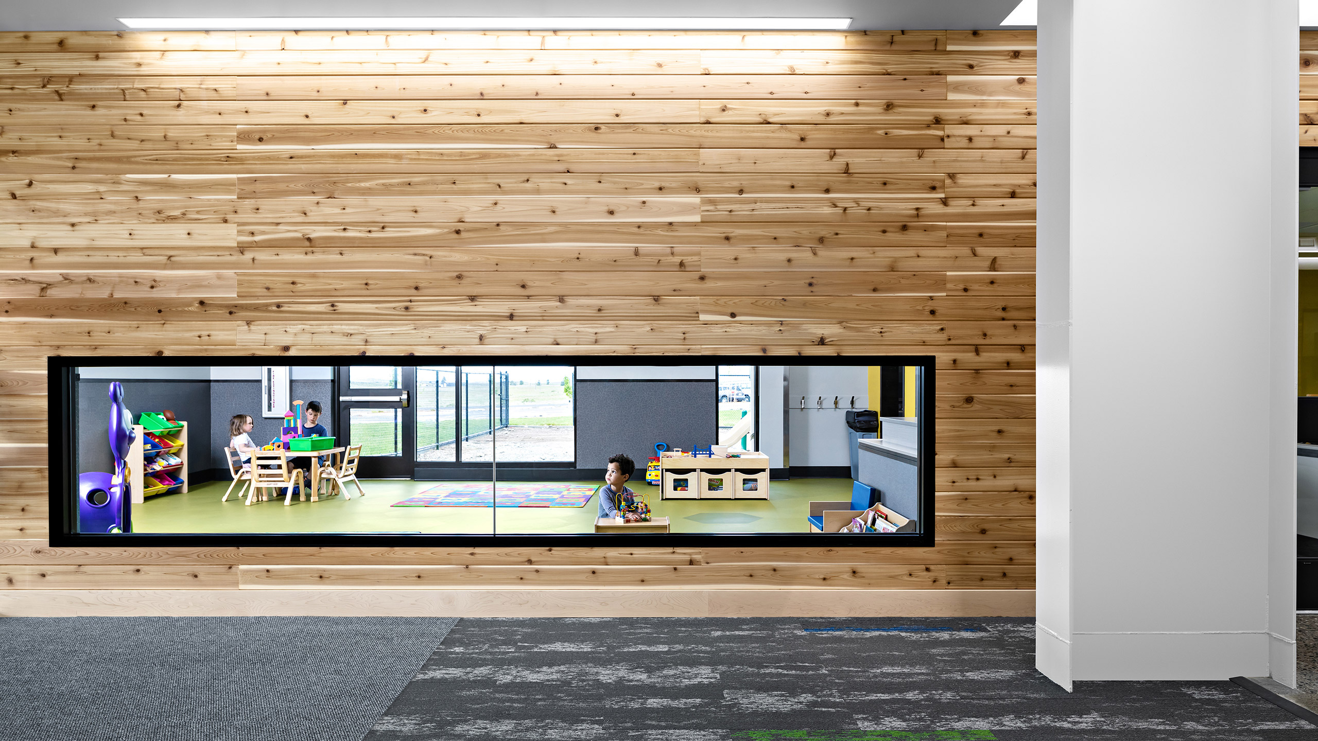 ALSC Architects AirwayHeightsRec ChildCare