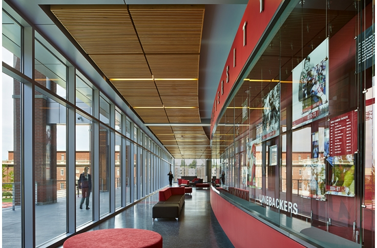 Good Cougar Football Complex, Washington State University