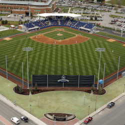 ALSC Architects GonzagaBaseball Aerial