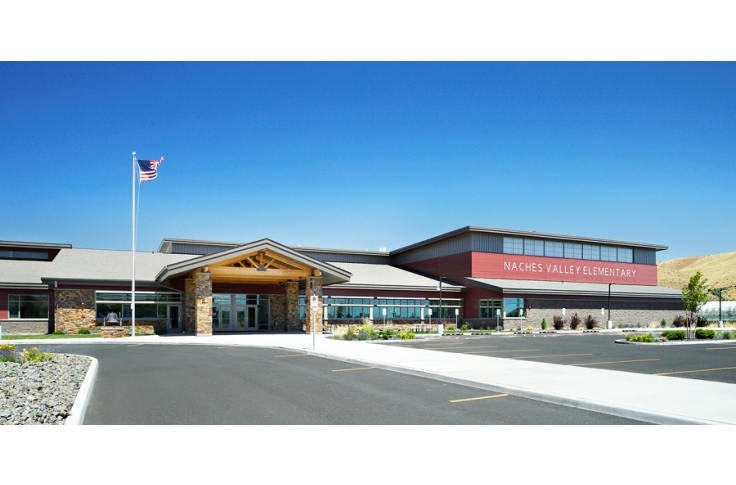 Naches Valley Elementary School Alsc Architects
