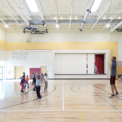 ALSC Architects Opportunity Gym