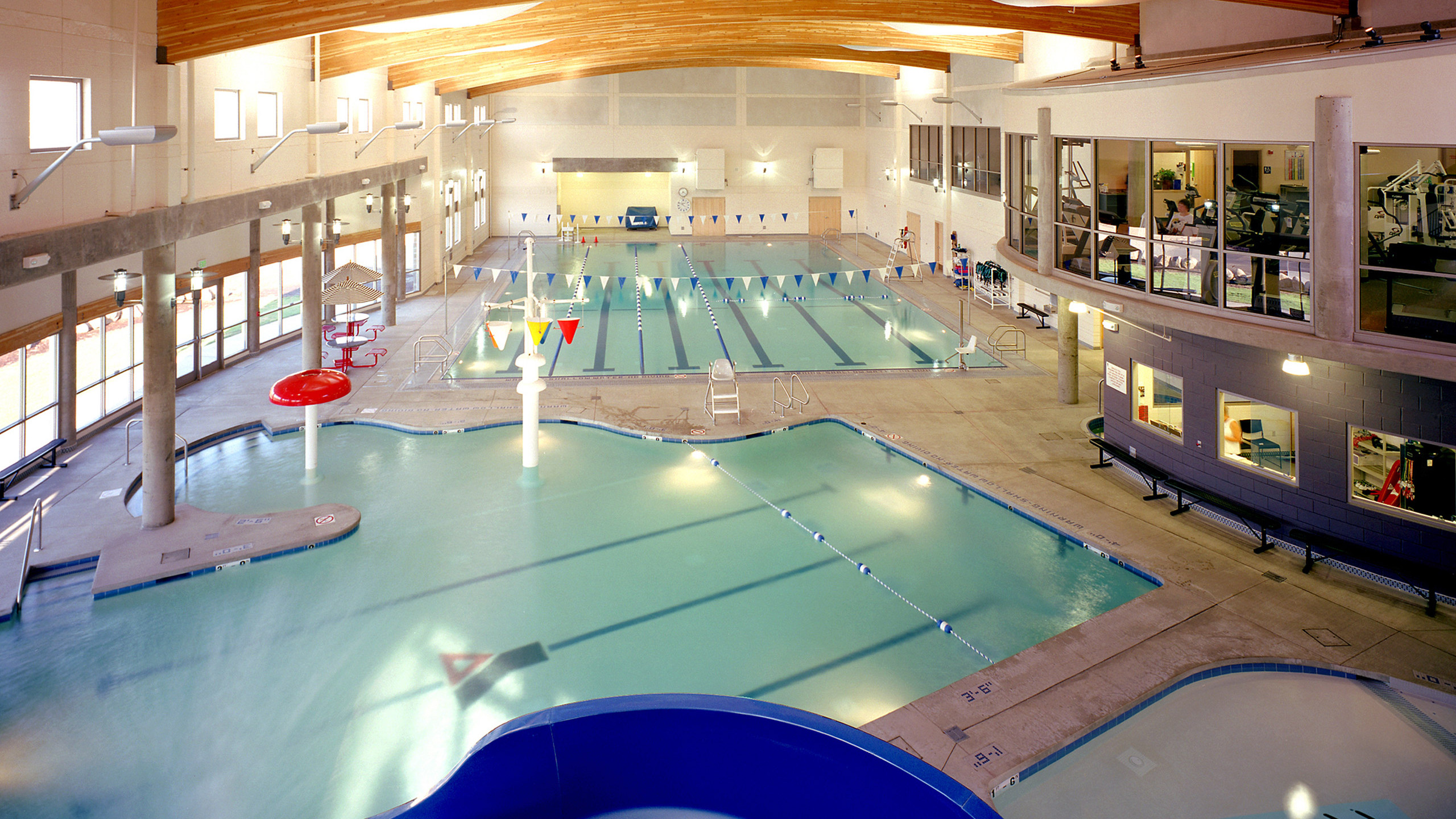 ALSC Architects YMCAValley Aquatics