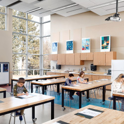 ALSC Architects Mullan ArtRoom