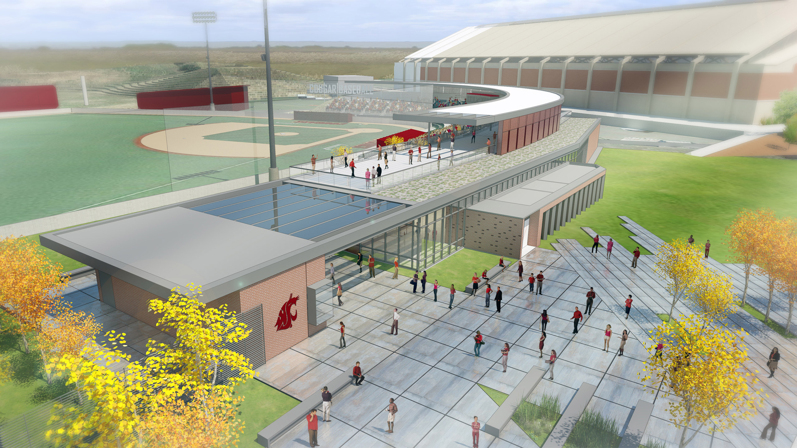 ALSC Architects WSUBaseball 2