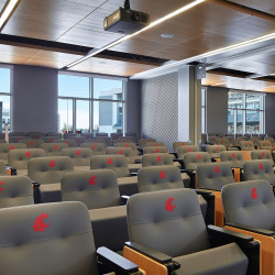 ALSC Architects WSUFootball Auditorium